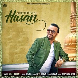 Surjit-bhullar-husan-song-poster