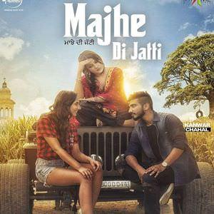 majhe-di-jatti-kanwar-chahal-song-poster