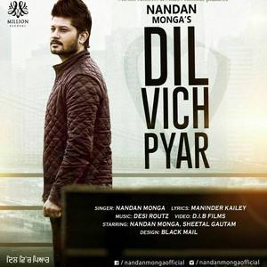 Dil Vich Pyar by Nandan Monga
