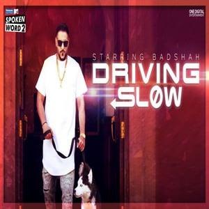 Driving Slow  Badshah djpunjab lyrics