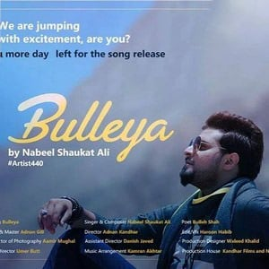 Nabeel Shaukat-bulleya-song