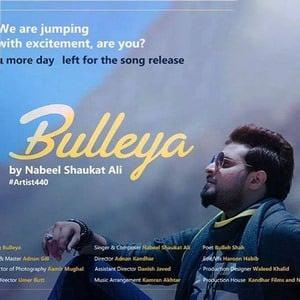 Nabeel Shaukat-bulleya-song