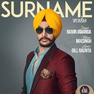 Rajvir-Jawanda-surname-song