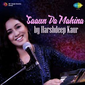 Saun Da Mahina-harshdeep-kaur-singer-djpunjab