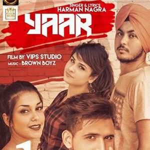 harman-nagra-singer-yaar-song