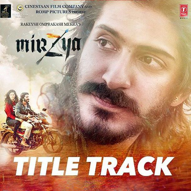 MIRZYA Title Song