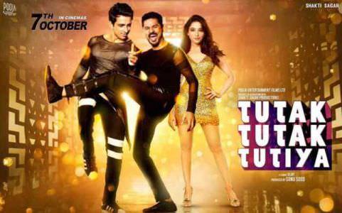 Tutak Tutak Tutiya Movie Posters