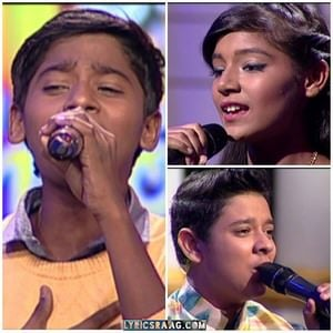 voice of punjab chota champ winners