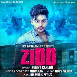 zidd-sunny-kahlon-song-lyrics