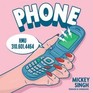 mickey-singh-phone-music-video-song-lyrics-mint