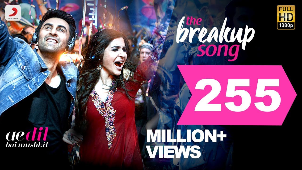 The Breakup Song Lyrics Arijit Singh Badshah Jonita