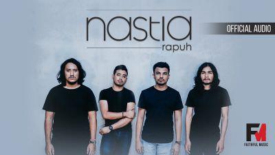 Lirik Lagu Rapuh - Nastia Nastia Rapuh