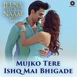 Mujhko Tere Ishq Mai Bhigade song lyrics Jeena Isi Ka Naam Hai