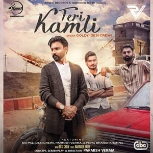 Teri Kamli Lyrics - Goldy Desi Crew | Parmish Verma 1