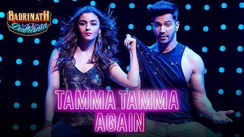 Tamma Tamma Song Lyrics Badrinath Ki Dulhania