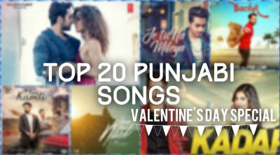 Top 20 Punjabi Romantic Songs for Valentine's Day 2017