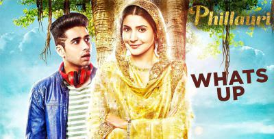 poster What's Up Song Phillauri
