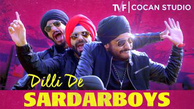 Dilli De Sardarboys (Starboy Punjabi Version) ft. Aparshakti Khurana & Singhsta TVF CoCan Studio