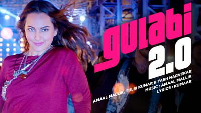 Gulabi 2.0 Noor by Amaal Mallik, Tulsi Kumar, Yash Narvekar ·