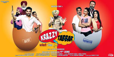 Krazzy Tabbar (2017) Movie 1
