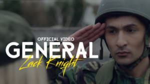 Zack Knight - GENERAL song