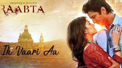 Ik Vaari Aa Raabta Sushant Singh Rajput & Kriti Sanon