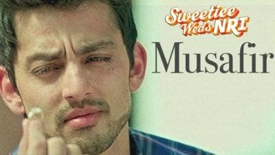 Atif Aslam Musafir Song Sweetiee Weds NRI