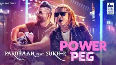 Pardhaan - POWER PEG ft. Sukh-E