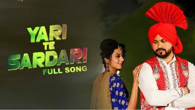 Yari Te Sardari Lyrics – Jasprit Monu