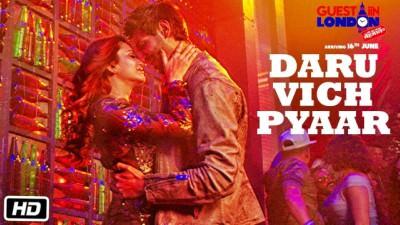 Daru Vich Pyaar Song Guest iin London