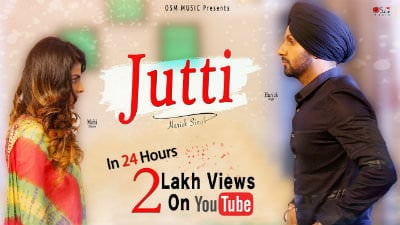 Jutti song Harick Singh New Punjabi songs