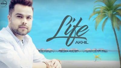 Life (with Preet Hundal) song Akhil