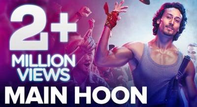 Main Hoon - Song Munna Michael 2017 Tiger Shroff