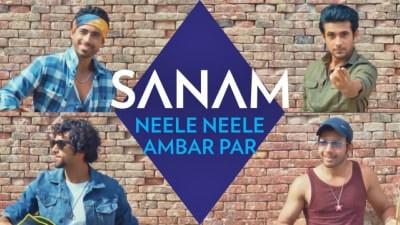 Neele Neele Ambar Par song Sanam