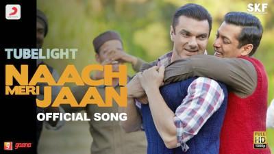 Tubelight - Naach Meri Jaan Salman Khan