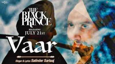 Vaar song Satinder Sartaaj