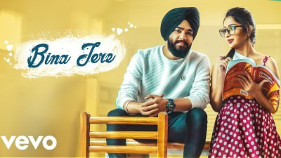 Bina Tere (Full Video) - Sunmeet