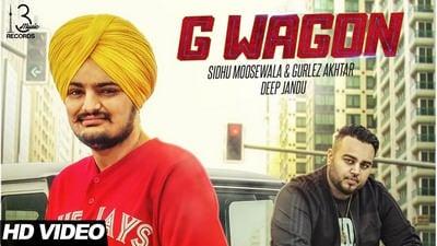 G Wagon (Full Video) Sidhu Moosewala