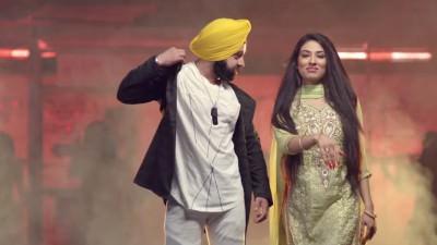 Urban Sardar song Harp-E-Singh