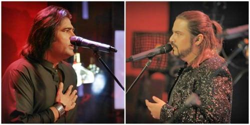 Ahmed Jehanzeb & Shafqat Amanat, Allahu Akbar, Coke Studio Season 10