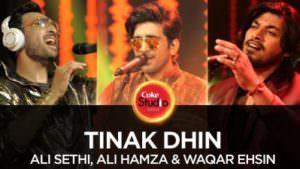 Ali Sethi, Ali Hamza & Waqar Ehsin, Tinak Dhin, Coke Studio