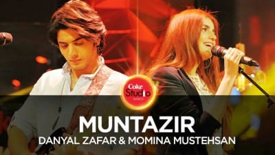Danyal Zafar & Momina Mustehsan, Muntazir, Coke Studio Season 10