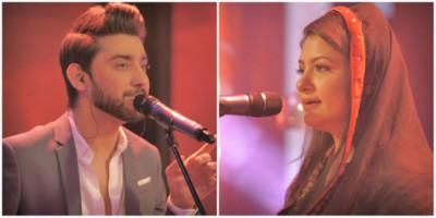 Hina Nasrullah & Amanat Ali, Chaa Rahi Kaali Ghata, Coke Studio