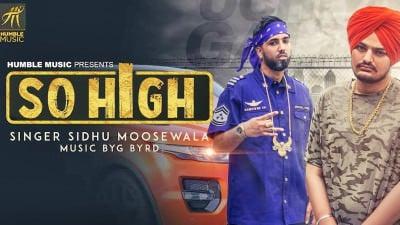 So High Sidhu Moose Wala