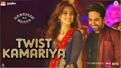 Twist Kamariya song Bareilly Ki Barfi