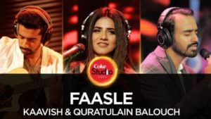 faasle Kaavish & Quratulain Balouch, Faasle, Coke Studio