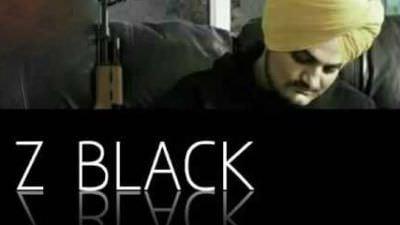 Z Black Sidhu Moosewala
