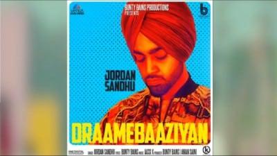 DRAAMEBAAZIYAN (full song) JORDAN SANDHU