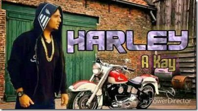 Harley( Full Song) A Kay Ft.Deep Jandu Latest Punjabi Song 2017