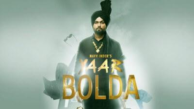 Navv Inder Yaar Bolda song